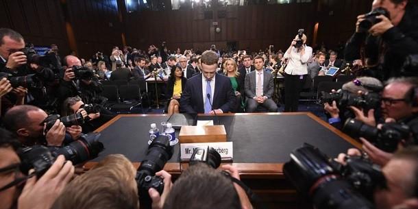 Що Марк Цукерберг сказав у Конгресі США: сім основних тез
