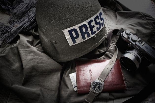 """Щонайменше 80 журналістів загинули в 2018 році - """"Репортери без кордонів"""""""