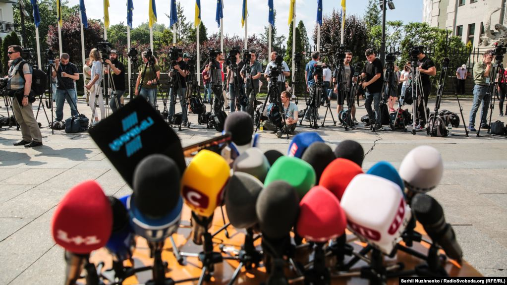 Парламентські слухання щодо безпеки діяльності журналістів відбудуться 6 листопада – постанова