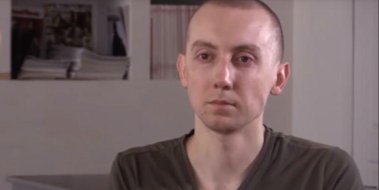 У «ДНР» засудили полоненого журналіста Асєєва до 15 років в'язниці