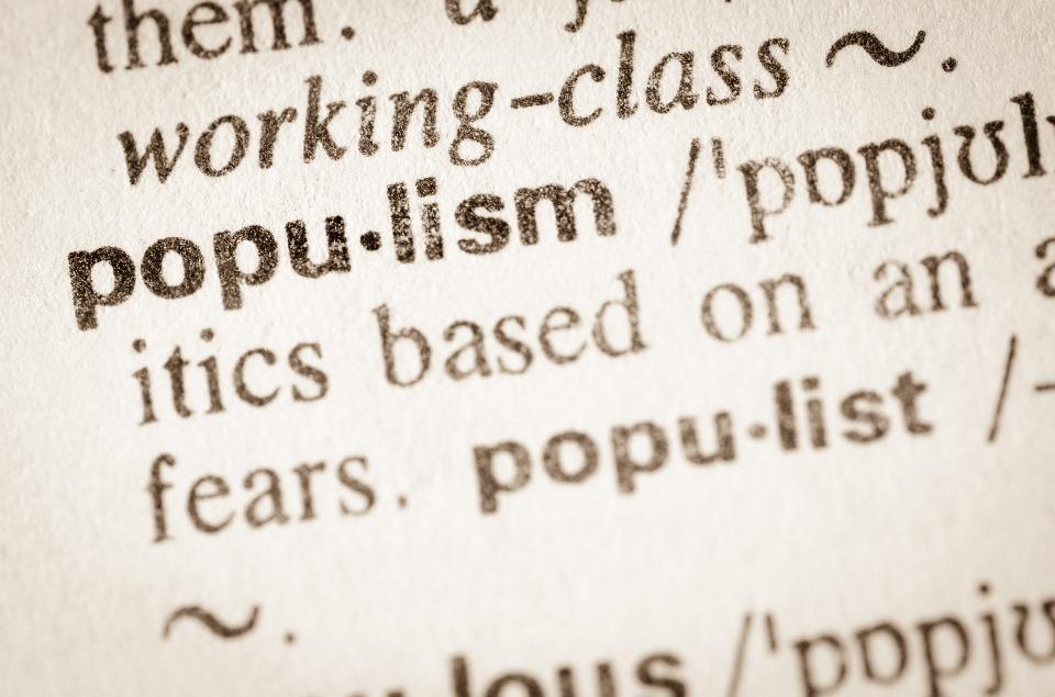 The Economist: Популізм в інтернеті підходить Європі менше, ніж США