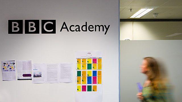 Академія BBC запустила ресурс для журналістів українською