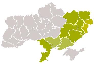 Серед мешканців Півдня іСходу зменшується орієнтація наРосію тазбільшується прихильність донейтралітету узовнішній політиці— дослідження