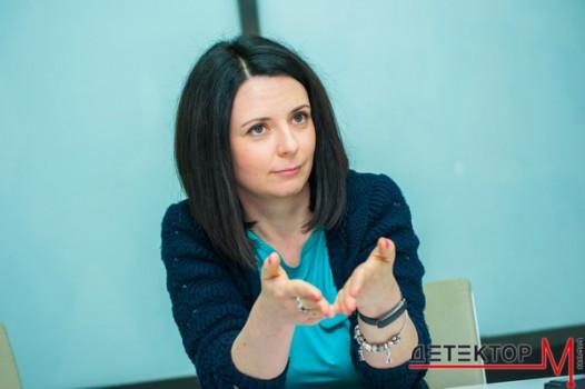Миготові співпрацювати зуніверситетами— керівниця відділу розвитку танавчання «1+1медіа» ВікторіяГнап