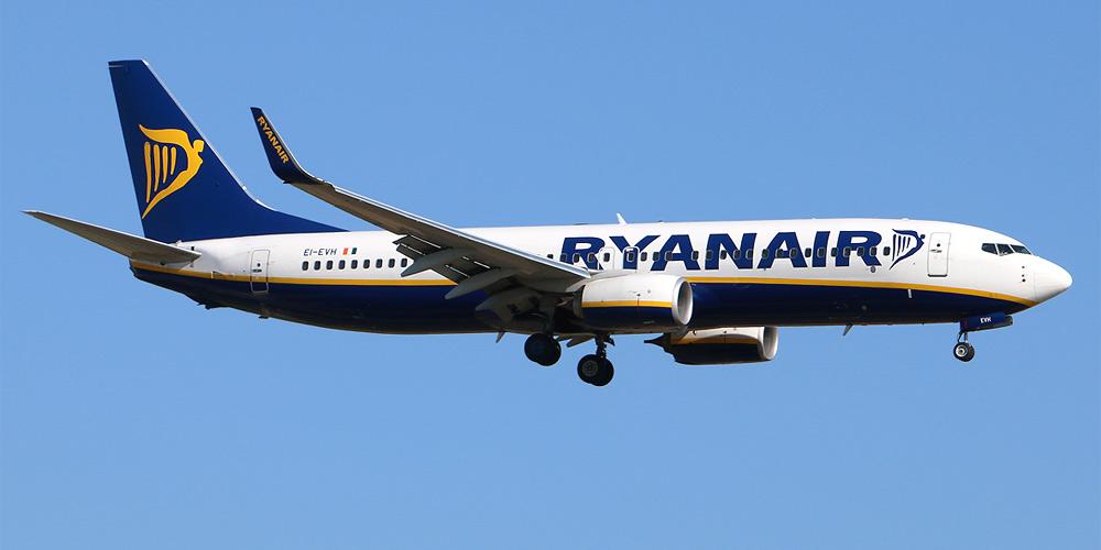 Ryanair може почати роботу в Україні вже у вересні
