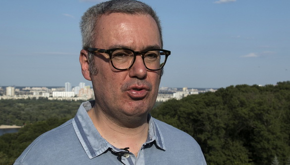 Італійський журналіст пише книжку про Україну та війну на Донбасі
