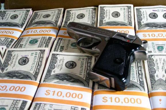 Україна зайняла 113-е місце з 137 країн за впливом організованої злочинності на бізнес – дослідження