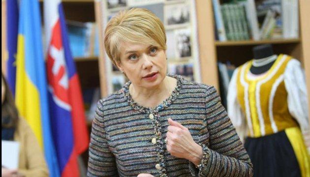 Україна не буде змінювати мовну статтю закону «Про освіту» - Гриневич