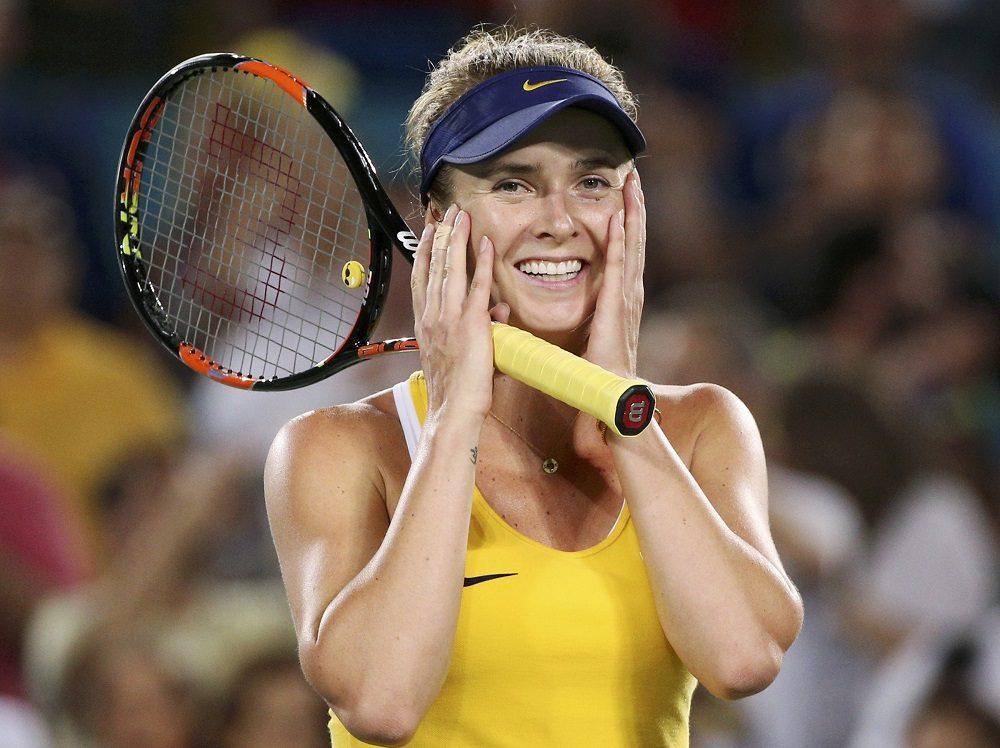 Українка Світоліна номінована на звання кращої тенісистки WTA у січні