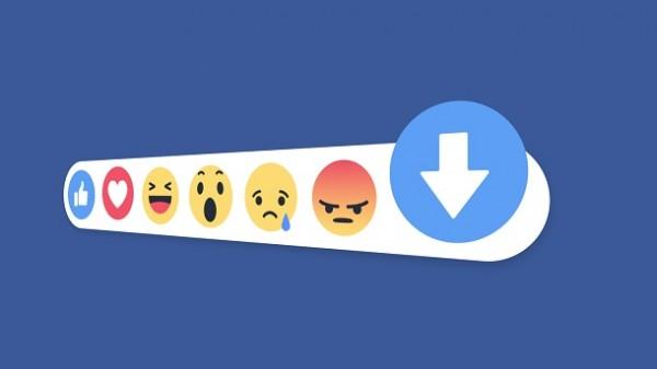 Facebook тестує кнопку для скарг на коментарі