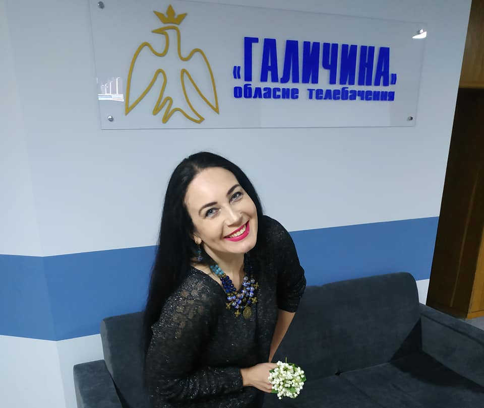 Оксана Лісовська