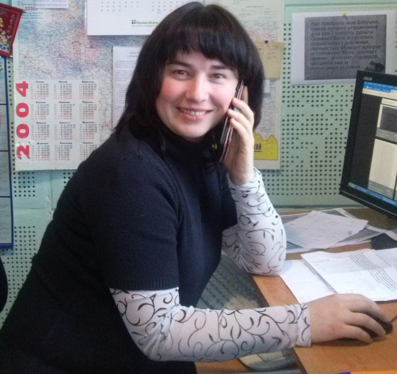 Олександра Хандога