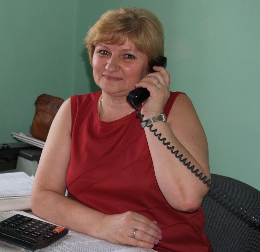 Галина Гошовська